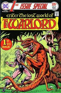 Cover Thumbnail for 1st Issue Special (DC, 1975 series) #8