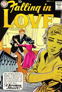 Cover Thumbnail for Falling in Love (DC, 1955 series) #30