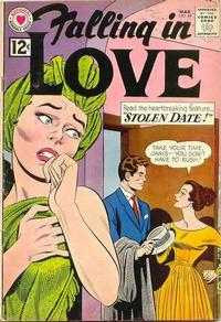 Cover Thumbnail for Falling in Love (DC, 1955 series) #49