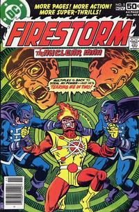 Cover Thumbnail for Firestorm (DC, 1978 series) #5