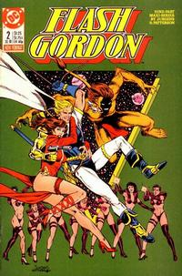 Cover Thumbnail for Flash Gordon (DC, 1988 series) #2