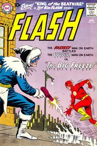 Cover Thumbnail for The Flash (DC, 1959 series) #114