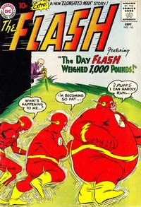Cover for The Flash (1959 series) #115