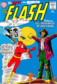 Cover Thumbnail for The Flash (DC, 1959 series) #118