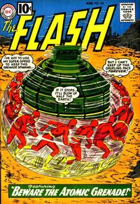 Cover Thumbnail for The Flash (DC, 1959 series) #122