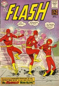 Cover Thumbnail for The Flash (DC, 1959 series) #132
