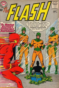 Cover Thumbnail for The Flash (DC, 1959 series) #136