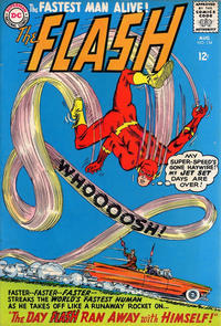 Cover Thumbnail for The Flash (DC, 1959 series) #154