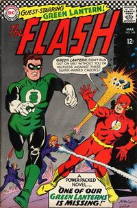 Cover Thumbnail for The Flash (DC, 1959 series) #168