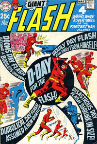 Cover Thumbnail for The Flash (DC, 1959 series) #187