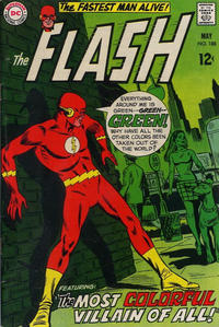Cover Thumbnail for The Flash (DC, 1959 series) #188