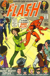 Cover Thumbnail for The Flash (DC, 1959 series) #204