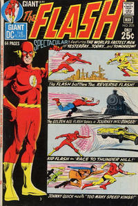 Cover Thumbnail for The Flash (DC, 1959 series) #205