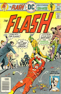Cover Thumbnail for The Flash (DC, 1959 series) #241