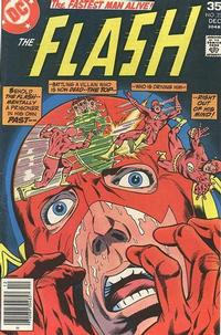 Cover Thumbnail for The Flash (DC, 1959 series) #256