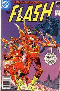 Cover Thumbnail for The Flash (DC, 1959 series) #258