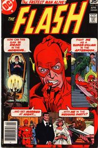 Cover Thumbnail for The Flash (DC, 1959 series) #260