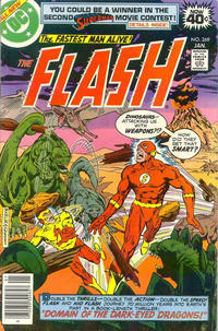 Cover Thumbnail for The Flash (DC, 1959 series) #269