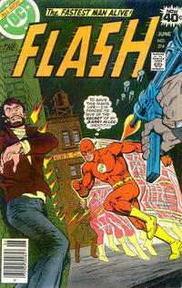 Cover for The Flash (DC, 1959 series) #274