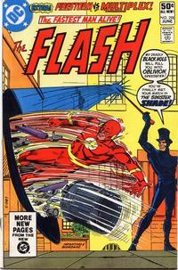 Cover for The Flash (1959 series) #298