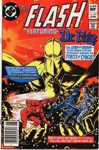 Cover for The Flash (DC, 1959 series) #310