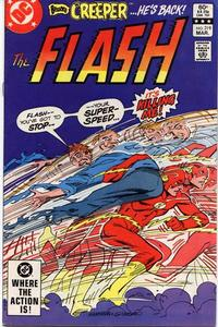 Cover Thumbnail for The Flash (DC, 1959 series) #319 [Direct-Sales]