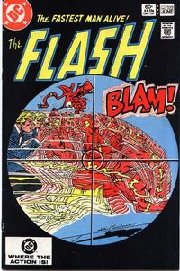 Cover Thumbnail for The Flash (DC, 1959 series) #322 [Direct-Sales]