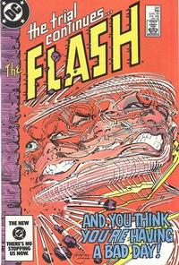 Cover Thumbnail for The Flash (DC, 1959 series) #341 [Direct-Sales Variant]