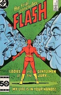 Cover Thumbnail for The Flash (DC, 1959 series) #347 [Direct Sales Variant]