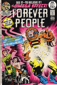 Cover Thumbnail for The Forever People (DC, 1971 series) #6