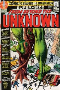 Cover Thumbnail for From Beyond the Unknown (DC, 1969 series) #7