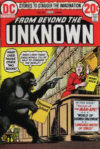 Cover Thumbnail for From Beyond the Unknown (DC, 1969 series) #23