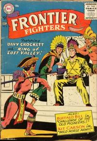 Cover Thumbnail for Frontier Fighters (DC, 1955 series) #8