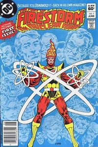 Cover Thumbnail for The Fury of Firestorm (DC, 1982 series) #1