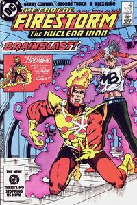 Cover Thumbnail for The Fury of Firestorm (DC, 1982 series) #31 [Direct-Sales Variant]