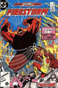 Cover Thumbnail for The Fury of Firestorm (DC, 1982 series) #55