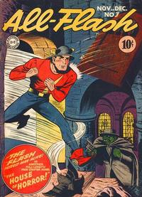 Cover Thumbnail for All-Flash (DC, 1941 series) #7