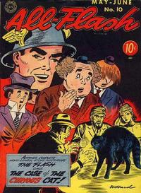 Cover Thumbnail for All-Flash (DC, 1941 series) #10