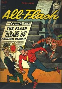 Cover Thumbnail for All-Flash (DC, 1941 series) #28