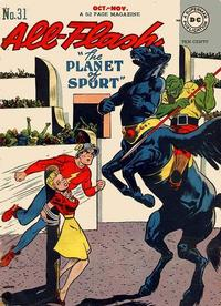 Cover Thumbnail for All-Flash (DC, 1941 series) #31