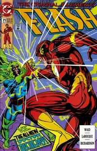 Cover Thumbnail for Flash (DC, 1987 series) #71