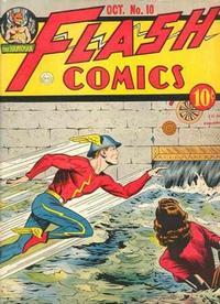 Cover Thumbnail for Flash Comics (DC, 1940 series) #10