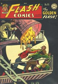 Cover Thumbnail for Flash Comics (DC, 1940 series) #95