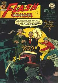 Cover Thumbnail for Flash Comics (DC, 1940 series) #99