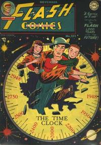 Cover Thumbnail for Flash Comics (DC, 1940 series) #101