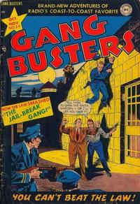 Cover Thumbnail for Gang Busters (DC, 1947 series) #24