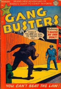Cover Thumbnail for Gang Busters (DC, 1947 series) #27