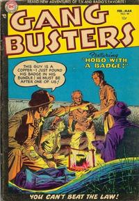 Cover Thumbnail for Gang Busters (DC, 1947 series) #44