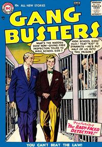 Cover Thumbnail for Gang Busters (DC, 1947 series) #56