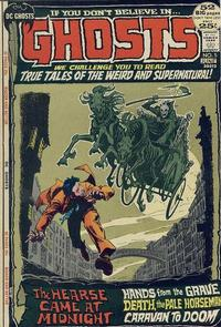 Cover for Ghosts (1971 series) #5